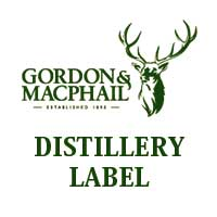 Gordon & MacPhail Distillery Label