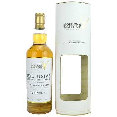 Ardmore 1997/2016 Single Cask 5559 Refill Bourbon Barrel (Gordon and MacPhail)