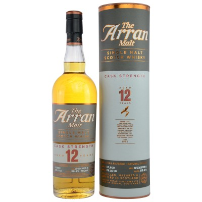 Arran 12 (Cask Strength)