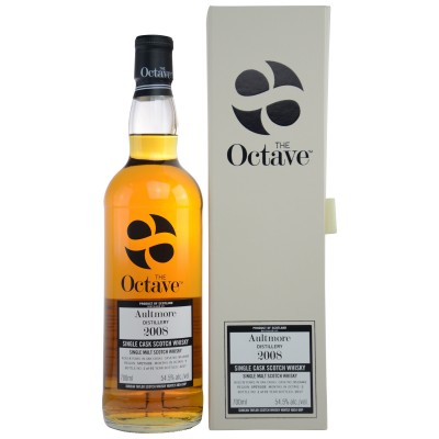 Aultmore 2008/2017 The Octave (Duncan Taylor)