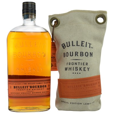 Bulleit Bourbon Special Edition Lewis Bag (USA: Bourbon)