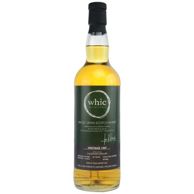Caledonian 1987/2016 28 Jahre Cask Strength 28 Jahre Barrel (whic)