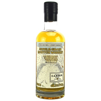 Cambus 27 Jahre - Batch 3 (That Boutique-y Whisky Company)