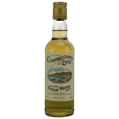 Campbeltown Loch Blended Scotch Whisky (350ml)
