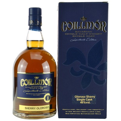 Coillmor Oloroso Sherry Single Cask (Deutschland)