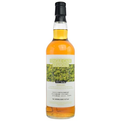 Craigellachie 2008/2017 Single Cask Seasons Spring 2017