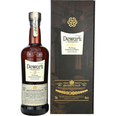 Dewars 18 Jahre Blended Scotch
