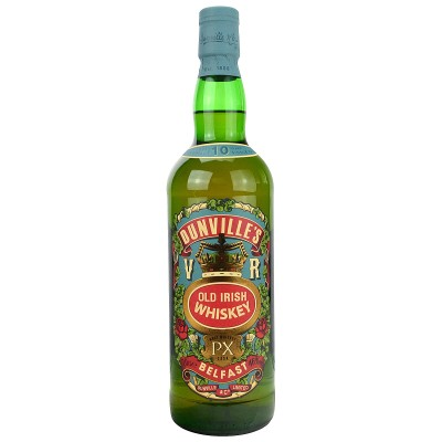 Dunville's 10 Jahre Old Irish Malt Whiskey - Very Rare - PX Cask (Irland)