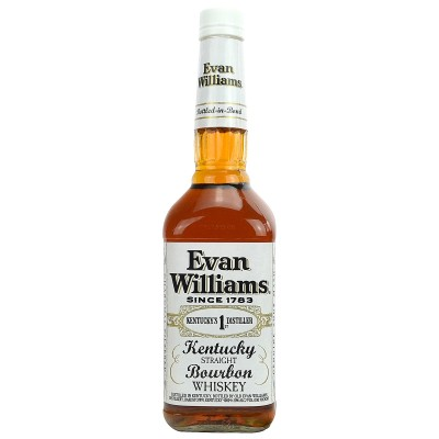 Evan Williams - Bottled in Bond