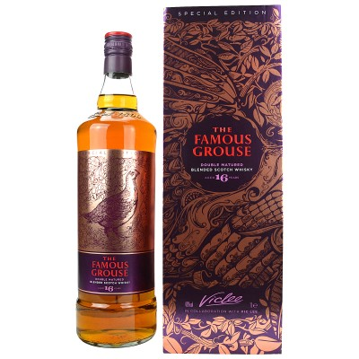 Famous Grouse 16 Years Double Matured (Liter)