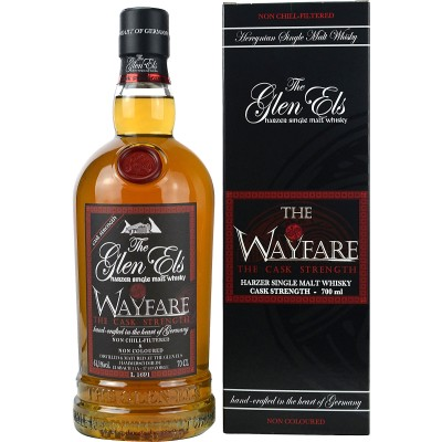 Glen Els Wayfare Cask Strength