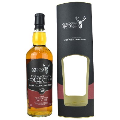 Glen Scotia 1992/2014 (G&M MacPhail's Collection)