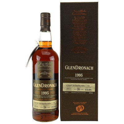 Glendronach 1995/2016 Single Cask No. 543 Pedro Ximenez Sherry Puncheon Batch #14