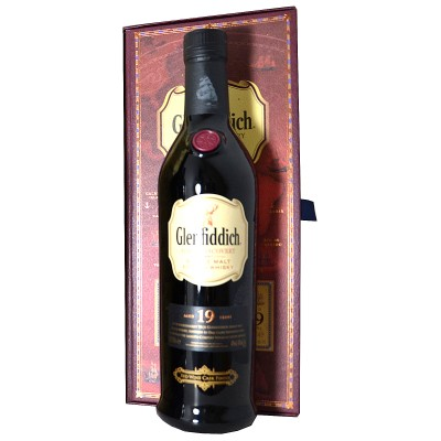 Glenfiddich Age of Discovery 19 Jahre Red Wine Finish