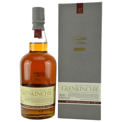 Glenkinchie Distillers Edition 1995/2009 Double Matured in Amontillado Cask Wood