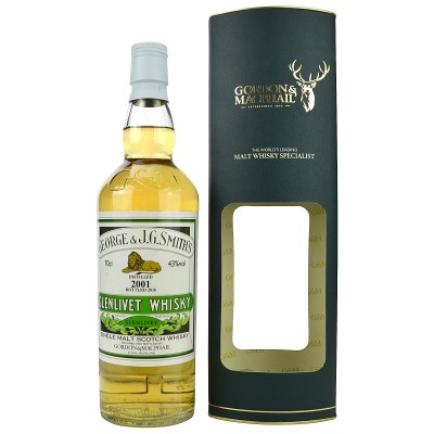 Glenlivet 2001/2016 (Gordon & MacPhail Distillery Label)