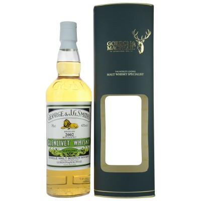 Glenlivet 2002/2017 (Gordon & MacPhail Distillery Label)