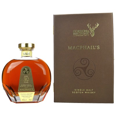 MacPhails 30 Jahre Puccini Decanter (Gordon and MacPhail)