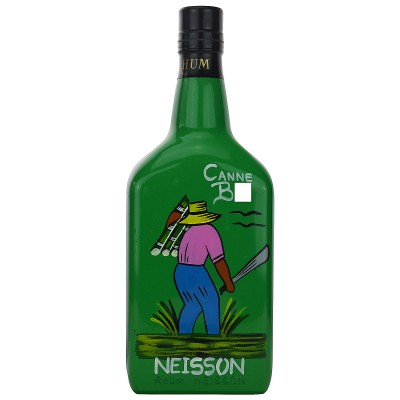 Neisson Rhum Agricole Blanc Canne B** Still Proof 66° (Rum) (Martinique)
