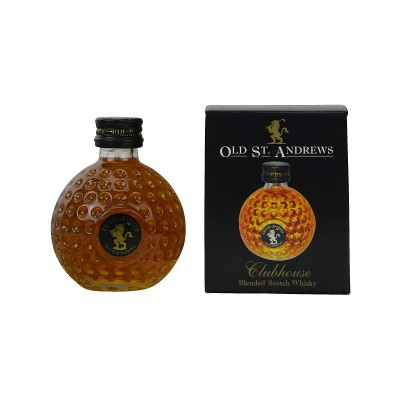 Old St. Andrews Clubhouse Blended Scotch Whisky (Miniatur)