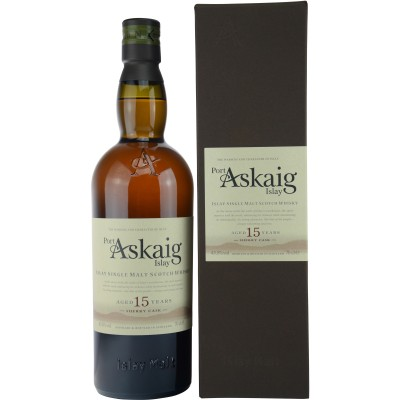 Port Askaig 15 Jahre First Fill Sherry Butts