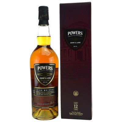 Powers 12 Jahre John's Lane Irish Whiskey (Irland)