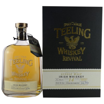 Teeling Revival 14 Jahre Pineau des Charentes Finish (Irland)