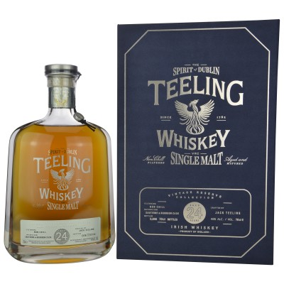 Teeling 24 Jahre Vintage Reserve Collection (Irland)