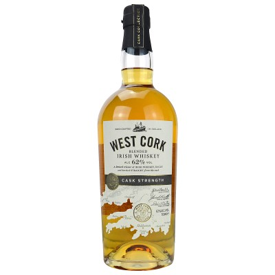 West Cork Cask Strength Blended Irish Whiskey - Limited Release (Irland)