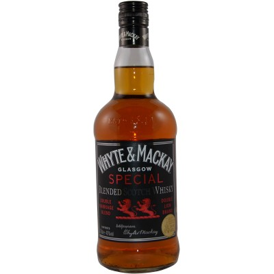 Whyte & Mackay Special Double Marriage (Blended Scotch)