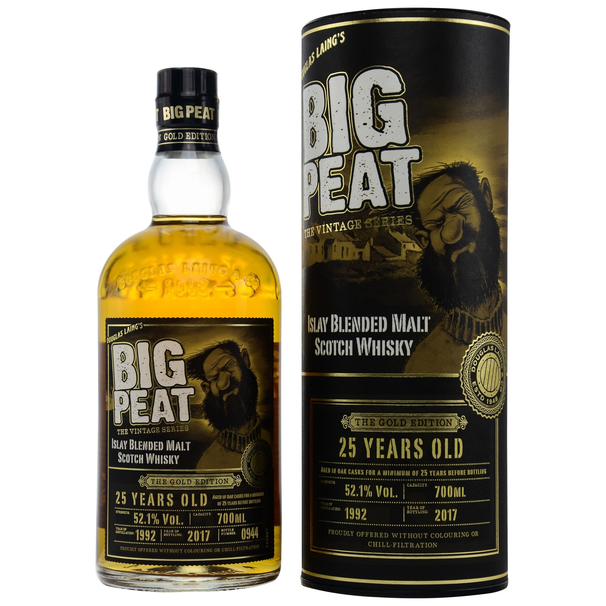 Big Peat 25 Jahre The Gold Edition