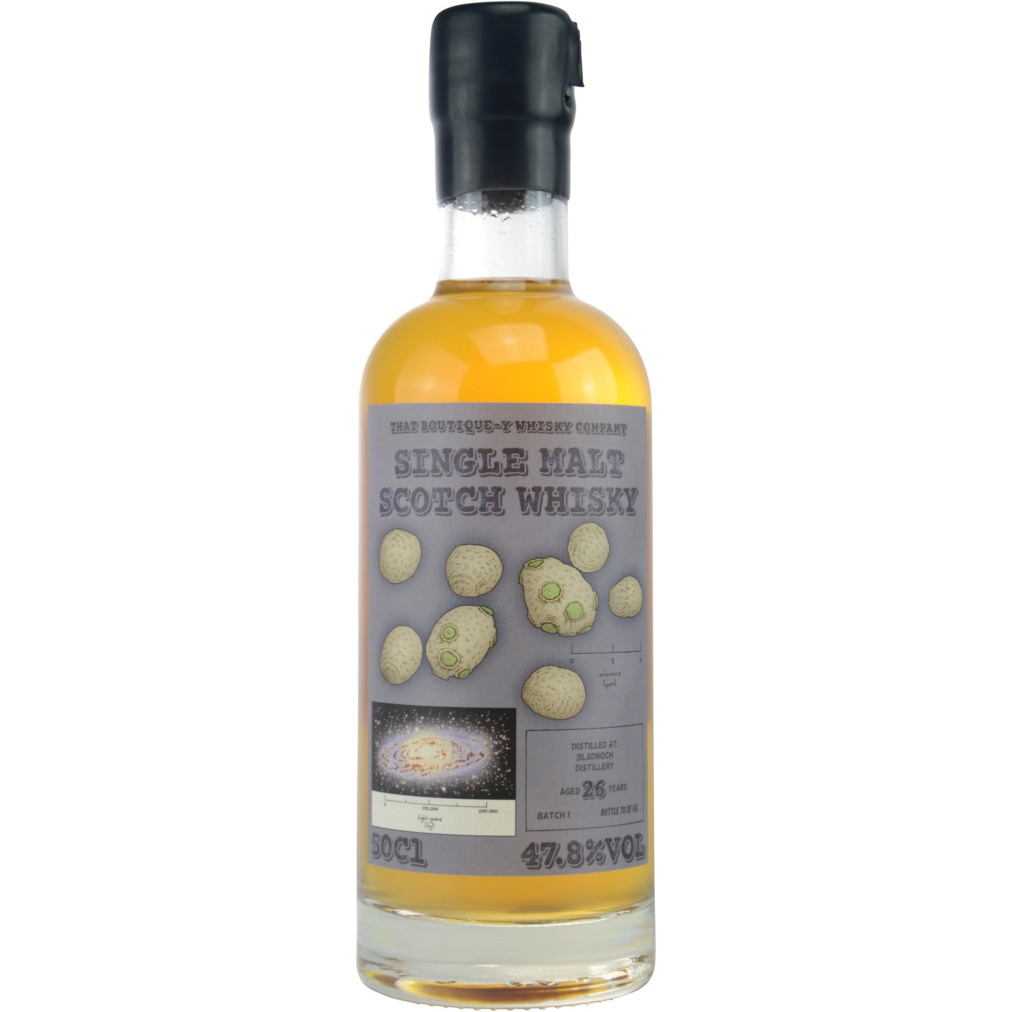 Bladnoch 26 Jahre - Batch 1 - Refill Bourbon Barrel (That Boutique-y Whisky Company)