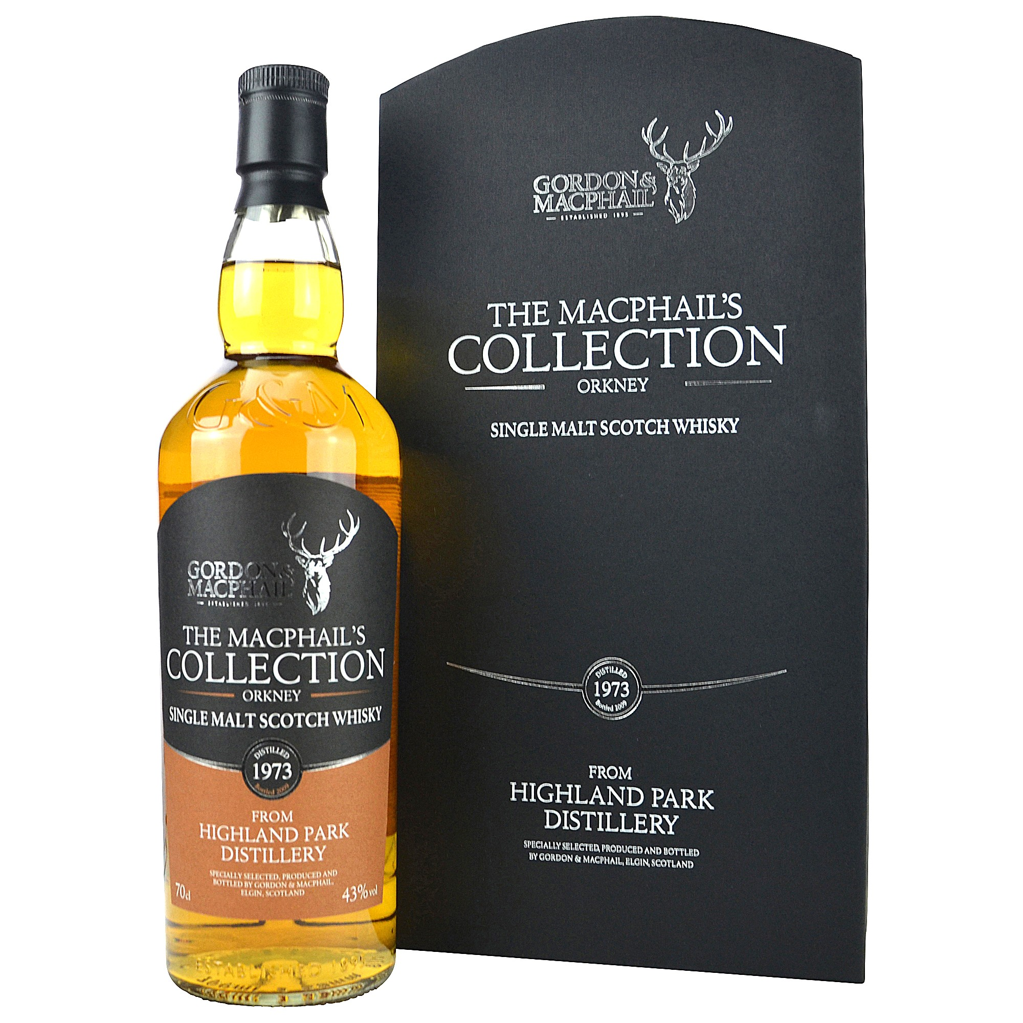 Highland Park 1973/2009 (G&M Macphail's Collection)