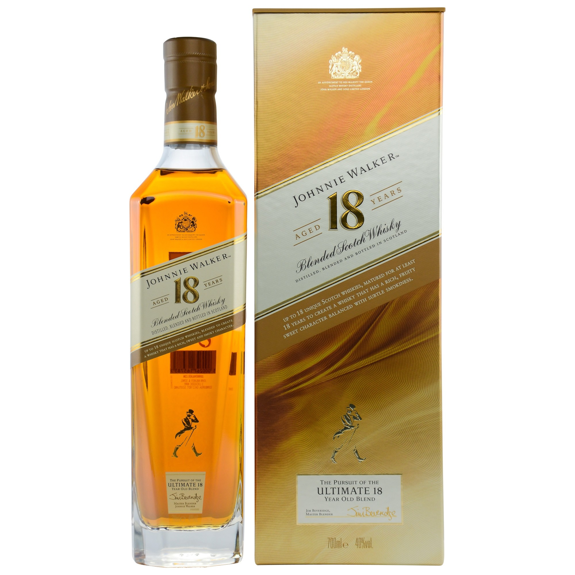 Johnnie Walker 18 Jahre The Ultimate