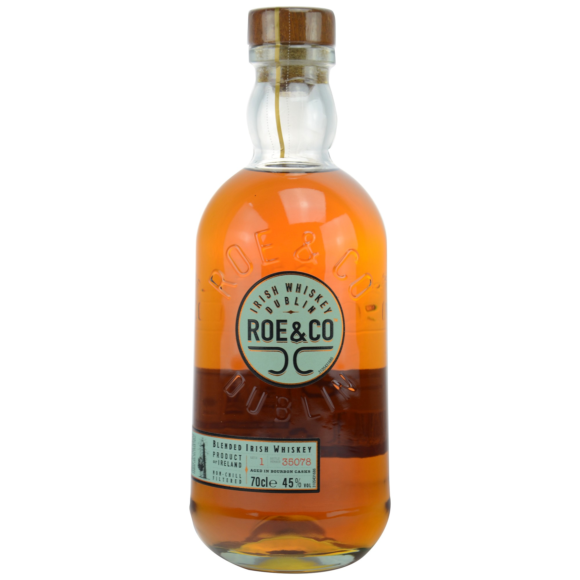 Roe&Co.  Blended Irish Whiskey (Irland)