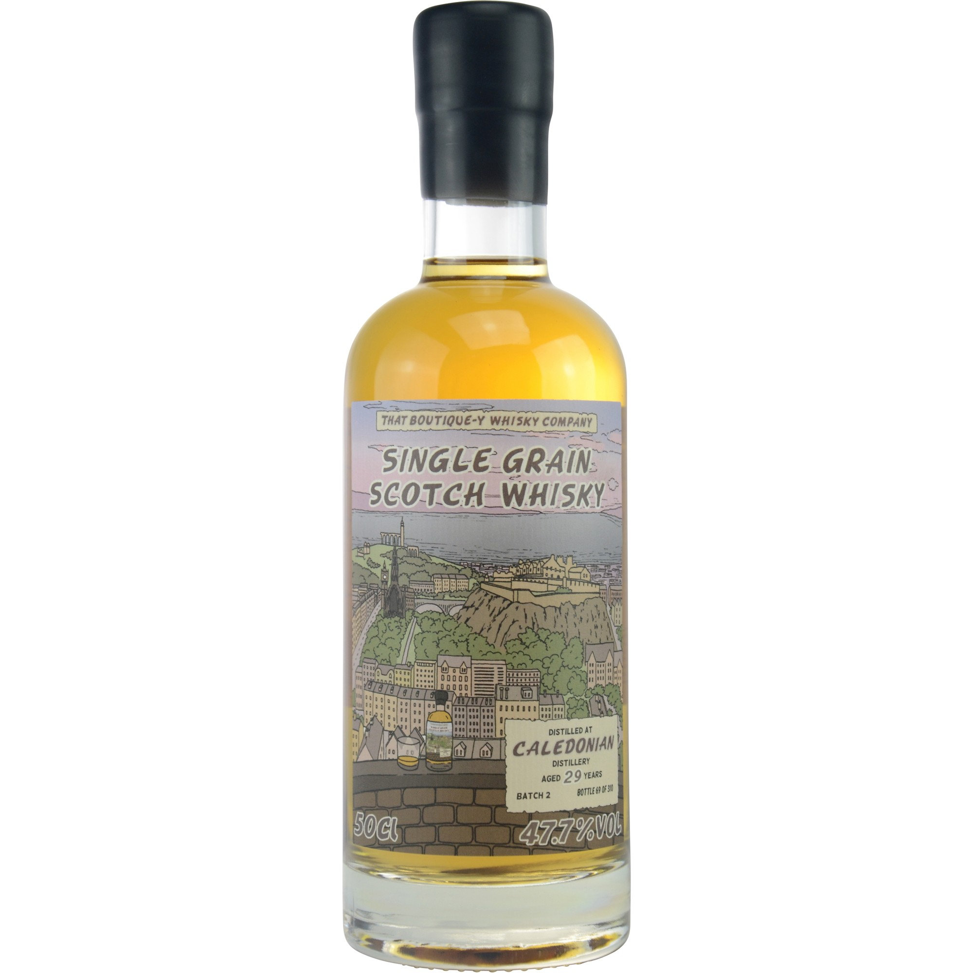 Caledonian 29 Jahre - Batch 2 - Bourbon Hogshead (That Boutique-y Whisky Company)