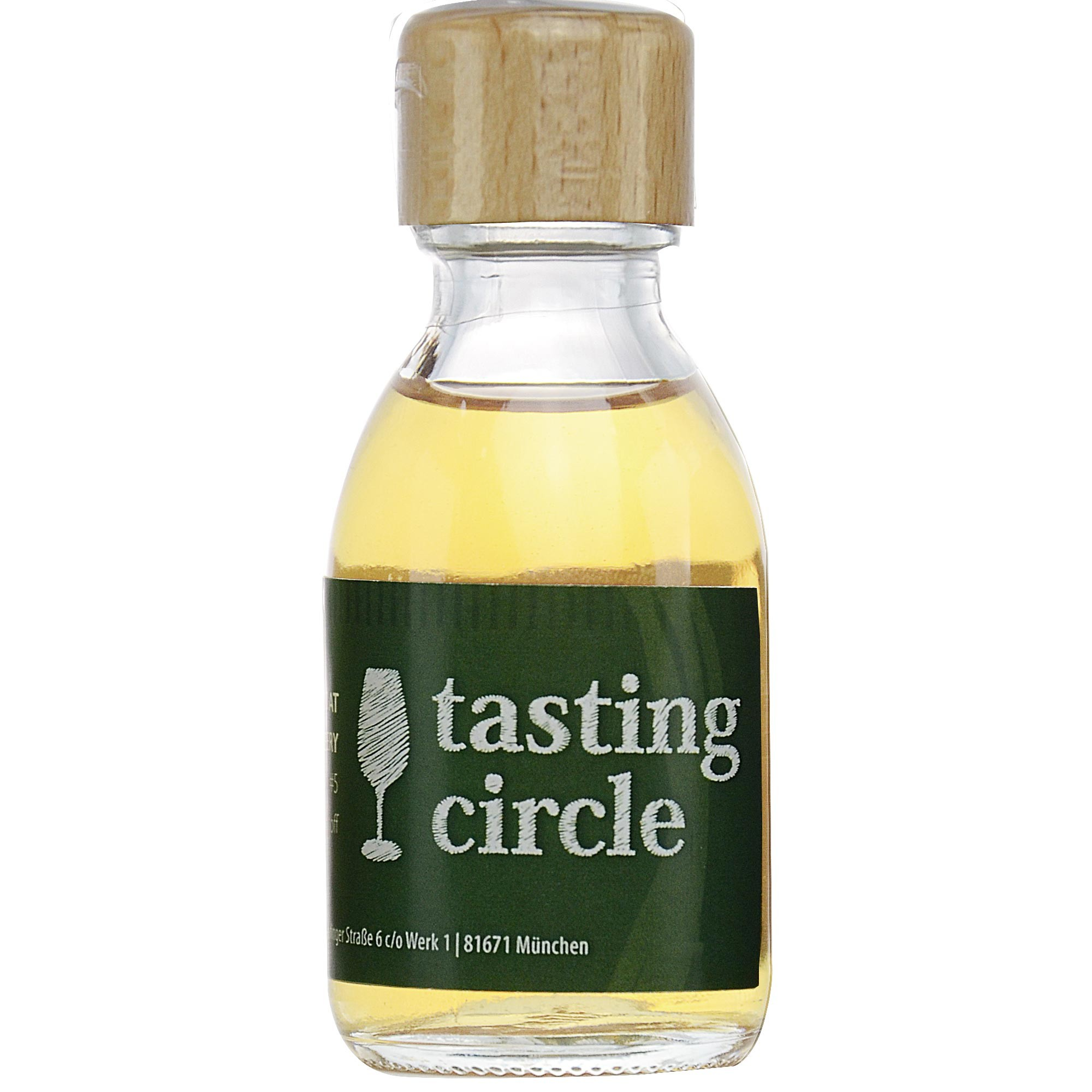 Lagavulin 8 Jahre - Sample (Tasting Circle)