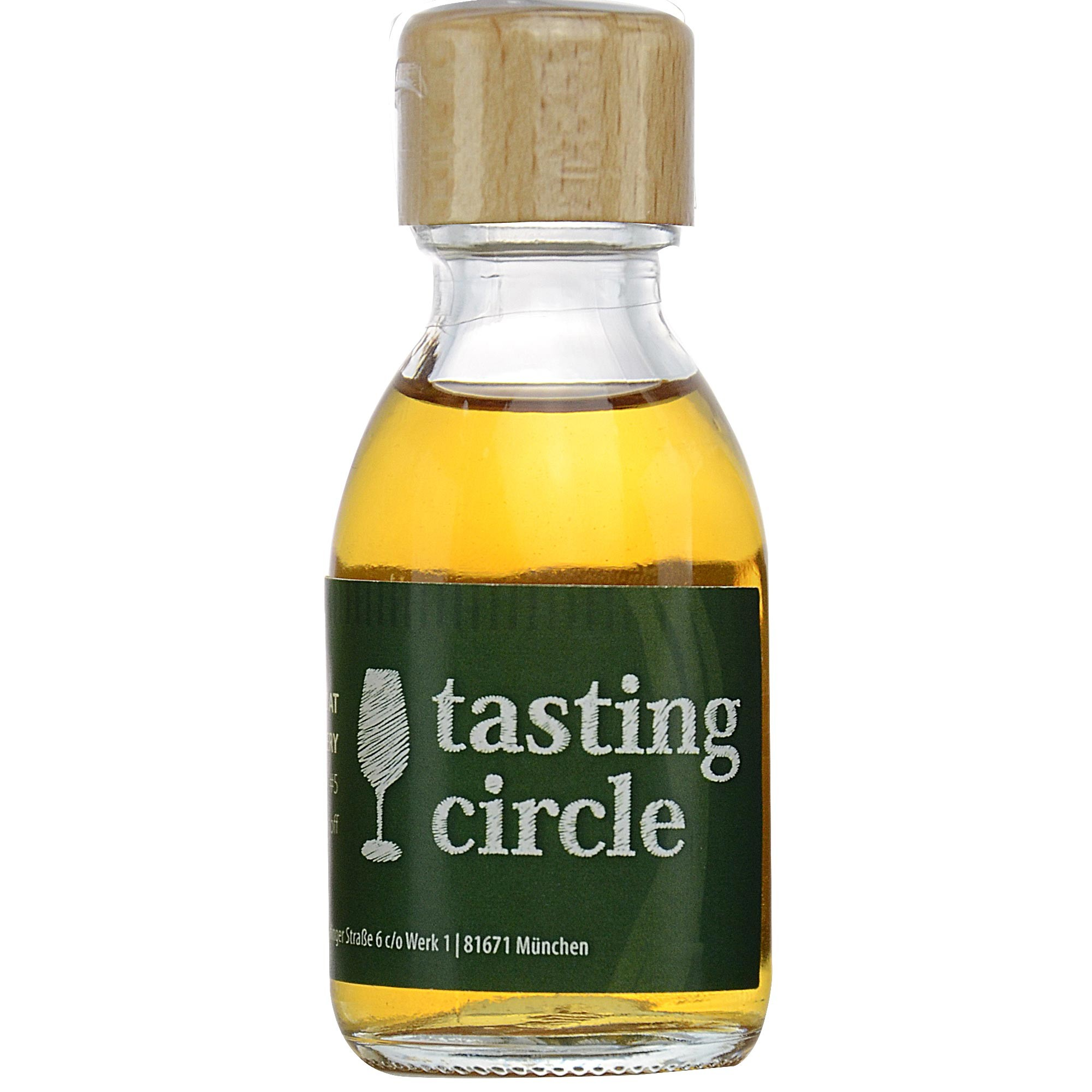 Hibiki Japanese Harmony (Japan) - Sample (Tasting Circle)