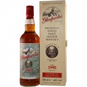 Glenfarclas 1990/2015 Edition No. 19 George Buchanan