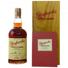 Glenfarclas 1993/2017 The Family Casks - Cask No. 3951 - Sherry Butt
