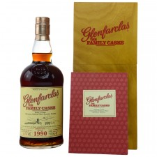 Glenfarclas 1990/2017 The Family Casks - Cask No. 5119 - Sherry Butt