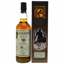 Amrut Single Malt mit Guadaloupe Rum Cask Finish Blackadder Rawcask (Indien)