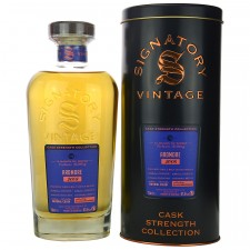 Ardmore 2008/2016 Single Cask 800115 Bourbon Barrel (Signatory)