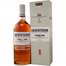 Auchentoshan Virgin Oak Batch No. 2