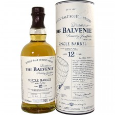 Balvenie 12 Single Barrel Bourbon Cask