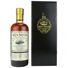 Ben Nevis 31 Jahre - Single Cask 98/35/2 Double Wood Matured 56,4%