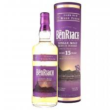 Benriach 15 Dark Rum Finish