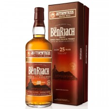 Benriach Authenticus 25 Jahre