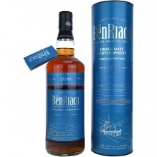 Benriach 1975/2016 Single Cask 7028 40 Jahre Sherry Butt Peated