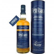 Benriach 1997/2016 Single Cask 8628 Dark Rum Barrel